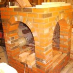 Custom Built Fireplace